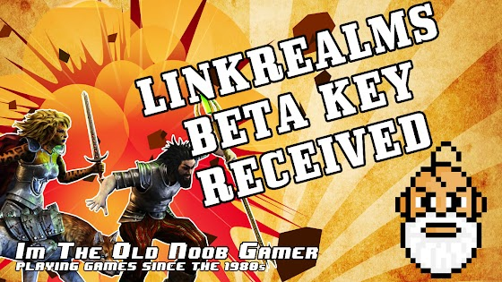 Linkrealms ☠ Beta Key Received