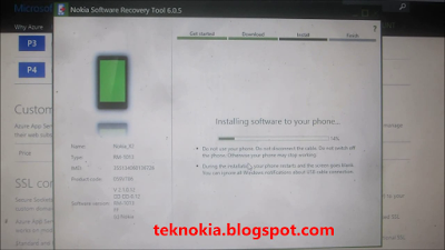 Reinstall Firmware Nokia X2DS RM-1013 With Nokia Software Recovery Tool