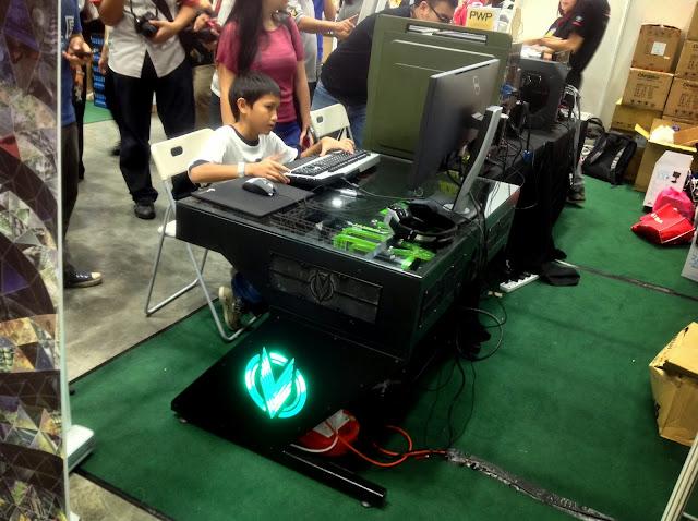 A Quick Run on Pikom PC Fair 2013 180