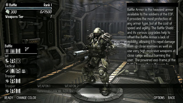Earth Defense Force Insect Armageddon PC Free Download Screenshot 1