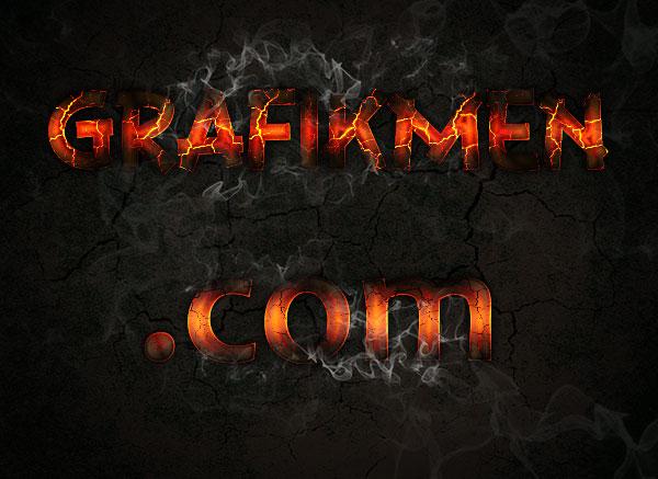 yazı efekti, ateş yazı efekti indir, ateş yazı efekti dosyası, psd ateş efekti, psd dosyası, photoshop, ateşli yazı yazma, photoshop ateşli yazı nasıl yazılır,