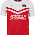 Nike lança as novas camisas do Charlton Athletic