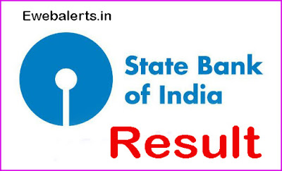 SBI Junior Associate Result