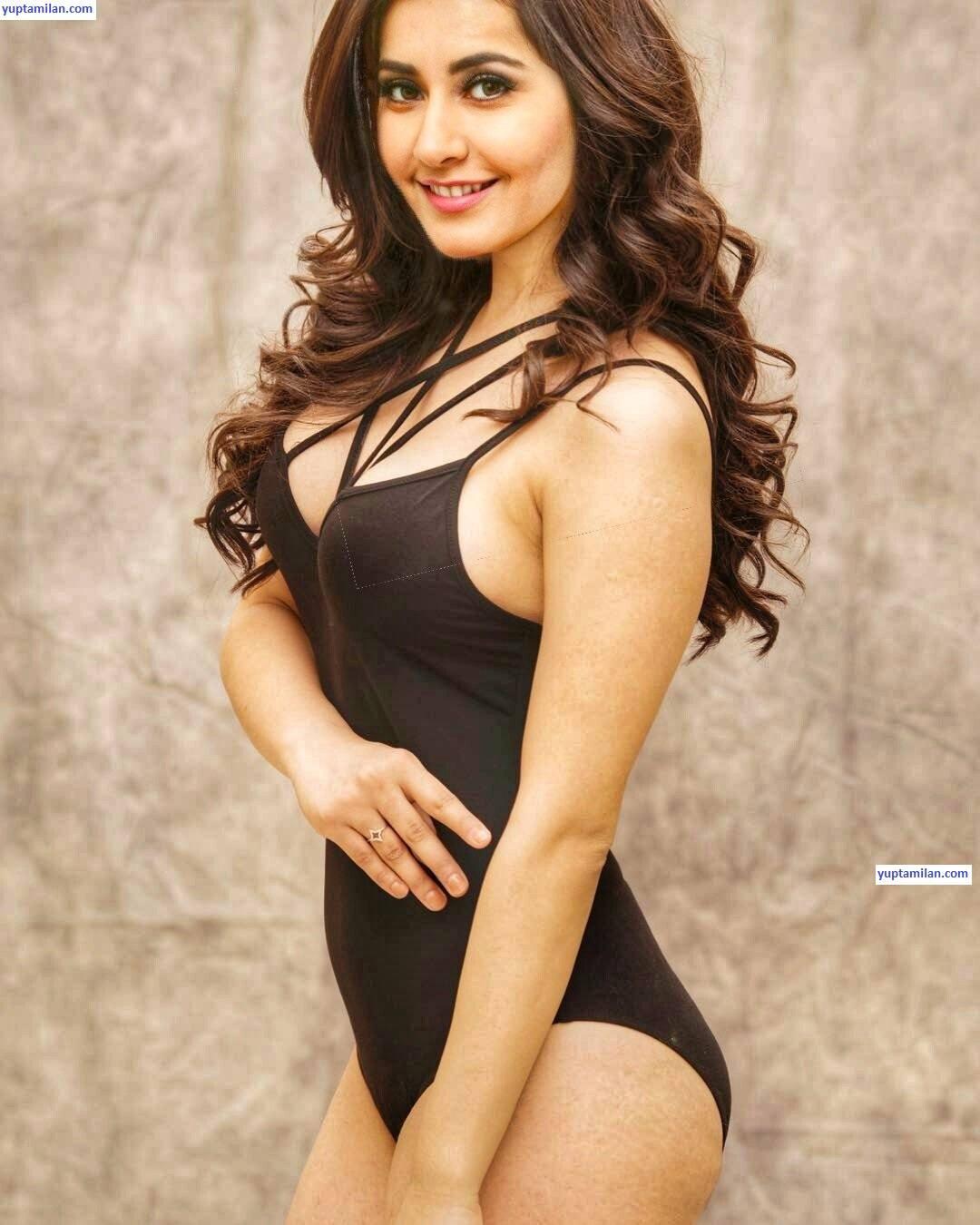 Rashi Khanna sexy in Lingerie fake edit