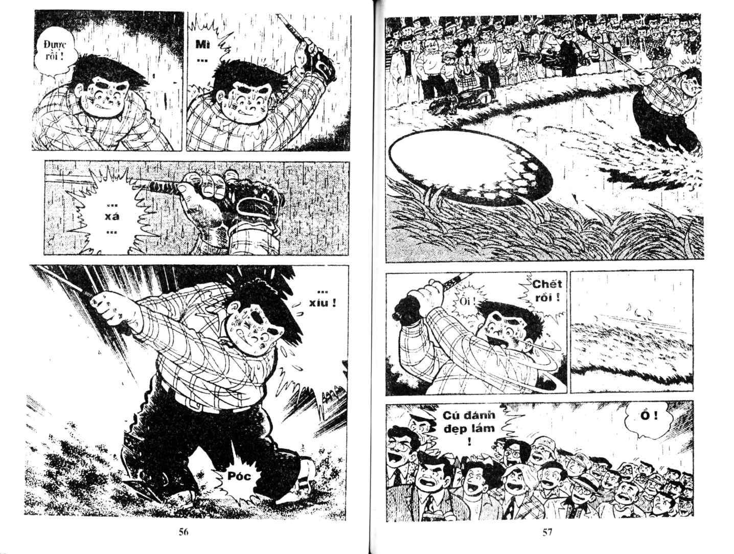 Ashita Tenki ni Naare chapter 9 trang 27