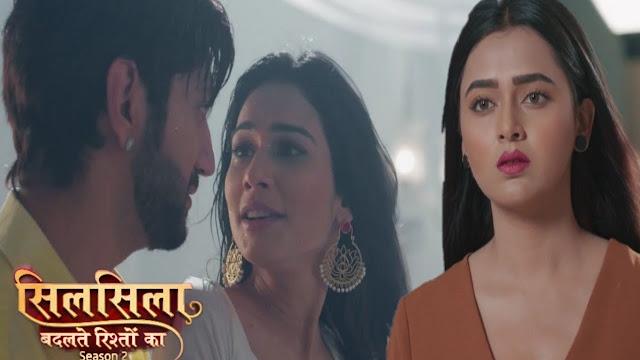 Hot News: Pari and Ruhaan romance wali masti to heat up Silsila Badalte Rishton Ka 2