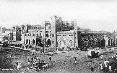 Howrah Oldest Railroad Station Built By East Indian