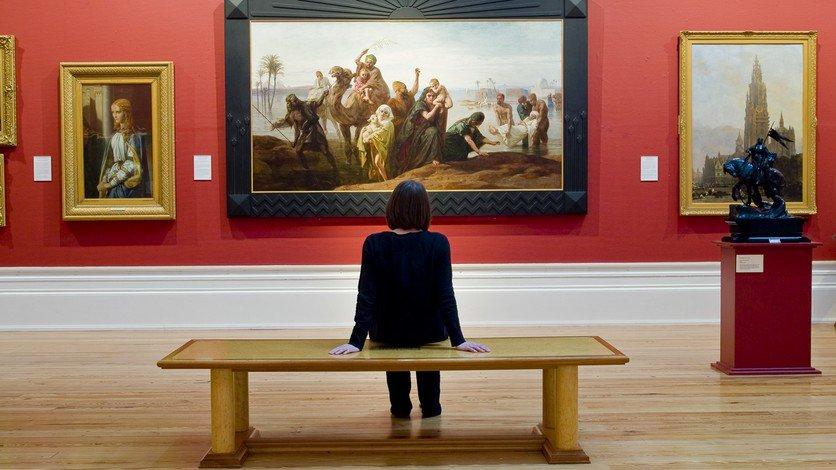 13 argumentos que te harán entender una obra de arte, según Thomas McEvilley
