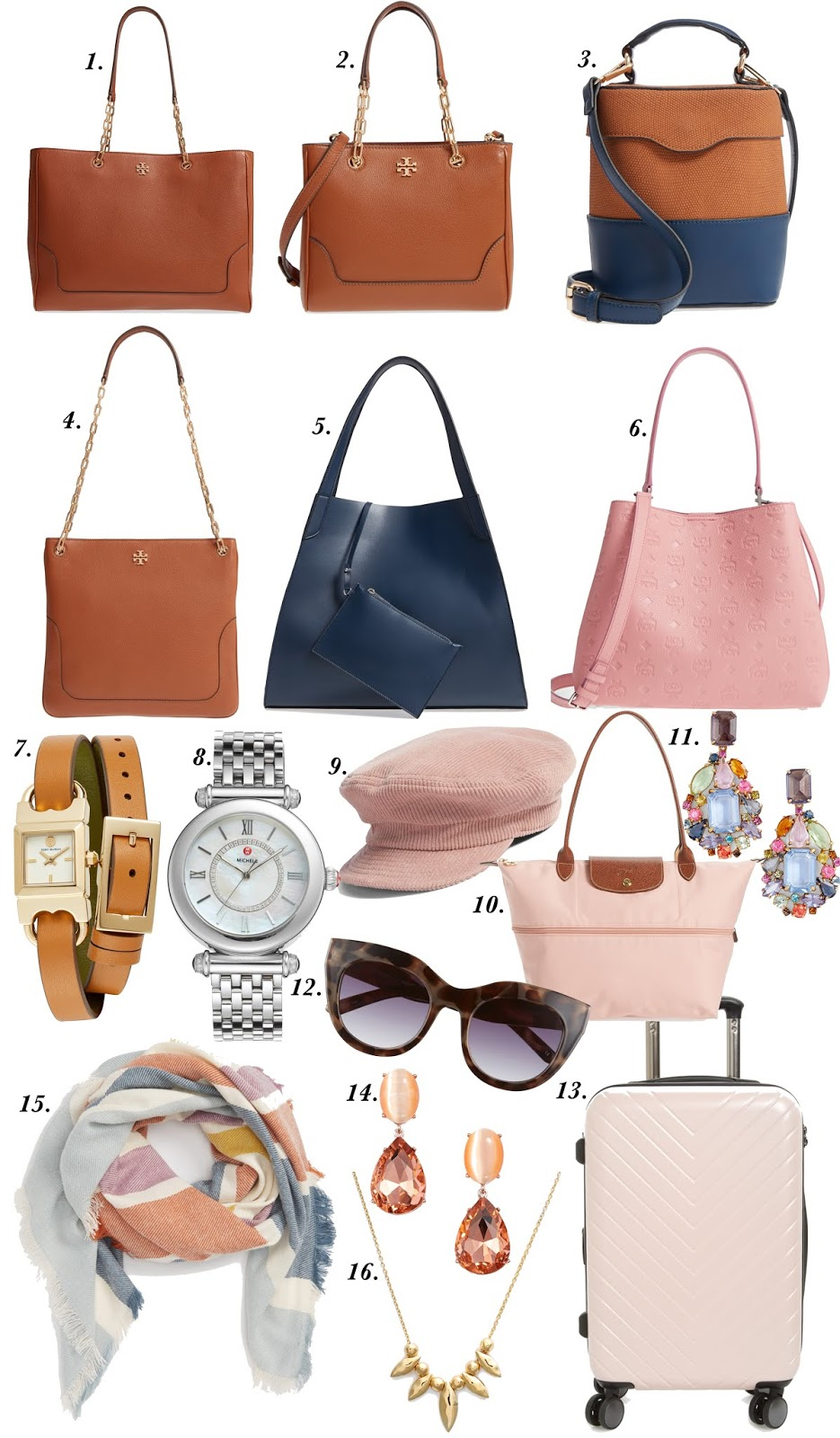 2018 Nordstrom Anniversary Sale: Accessories - Something Delightful Blog