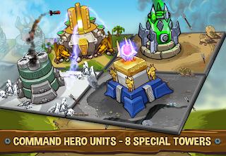 Tower Defense: Kingdom Wars v2.0.3 Mod