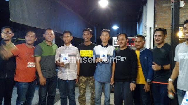 Promosikan Kota Kayuagung, Gelar Lomba Foto Selfie