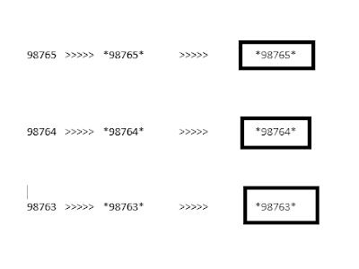 Membuat Barcode di Microsoft Word