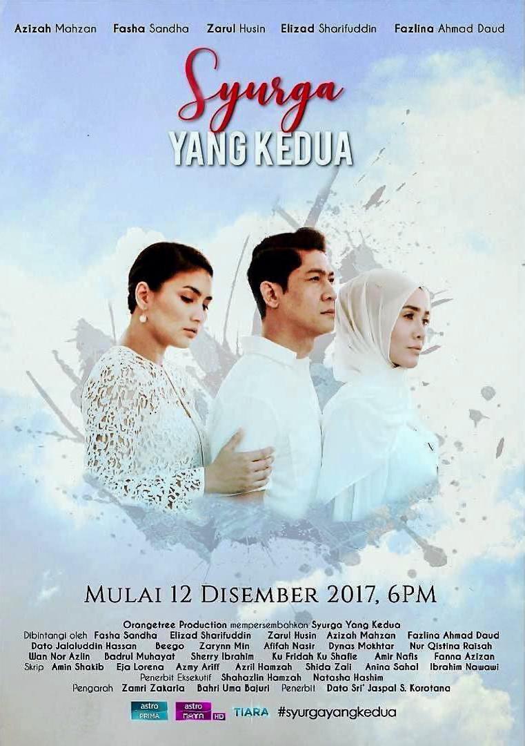 Drama Syurga Yang Kedua (2017) Astro Prima