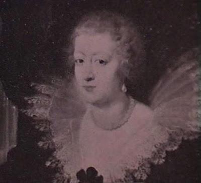 Retrato de Ana de Austria