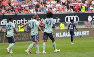 Bayern Munich vs PSG 3-1 Video Gol & Highlights