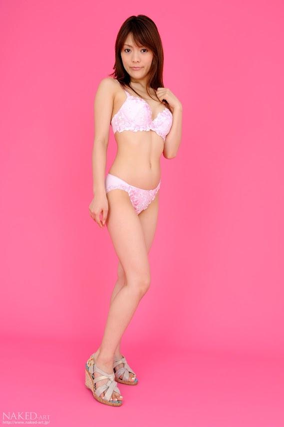 Naked-Art Photo No.00083 Nigisa Aiba 愛葉渚 naked-art 09170