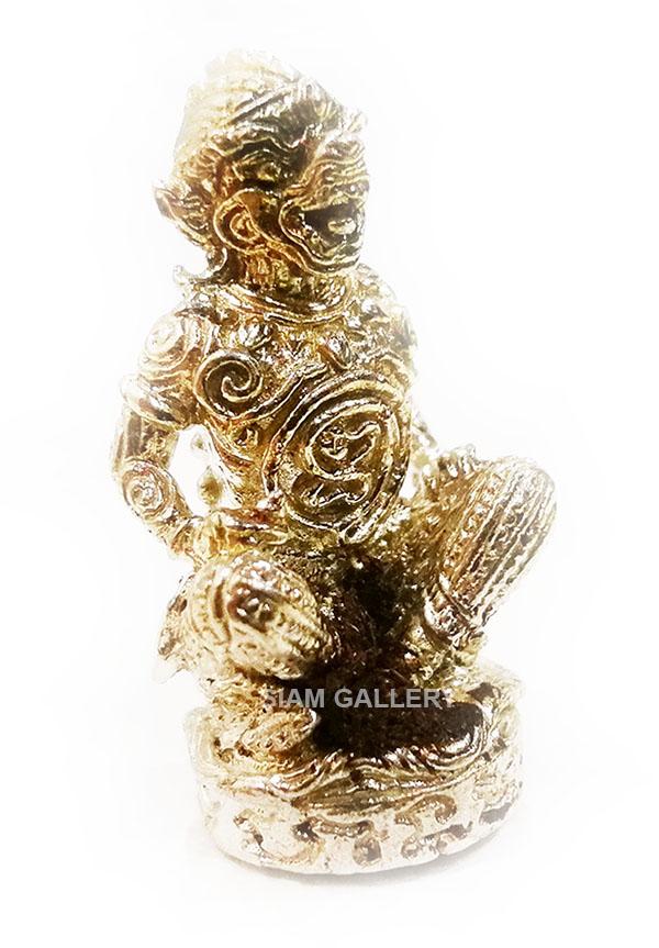 Real powerful Ajarn O Salika amulet charm money persuade negotiation sales