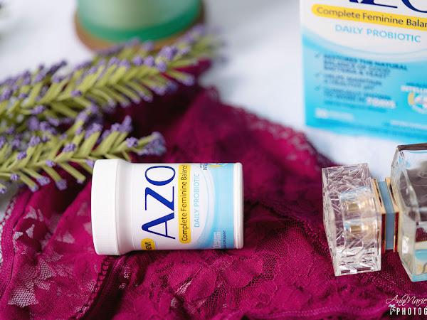 How To Ensure A Healthy, Happy Vagina ~ #AZO #AZOGirl #OwnYourDay