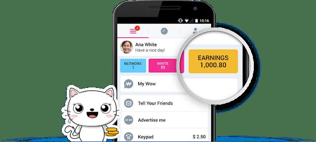 Как заработать в WowApp