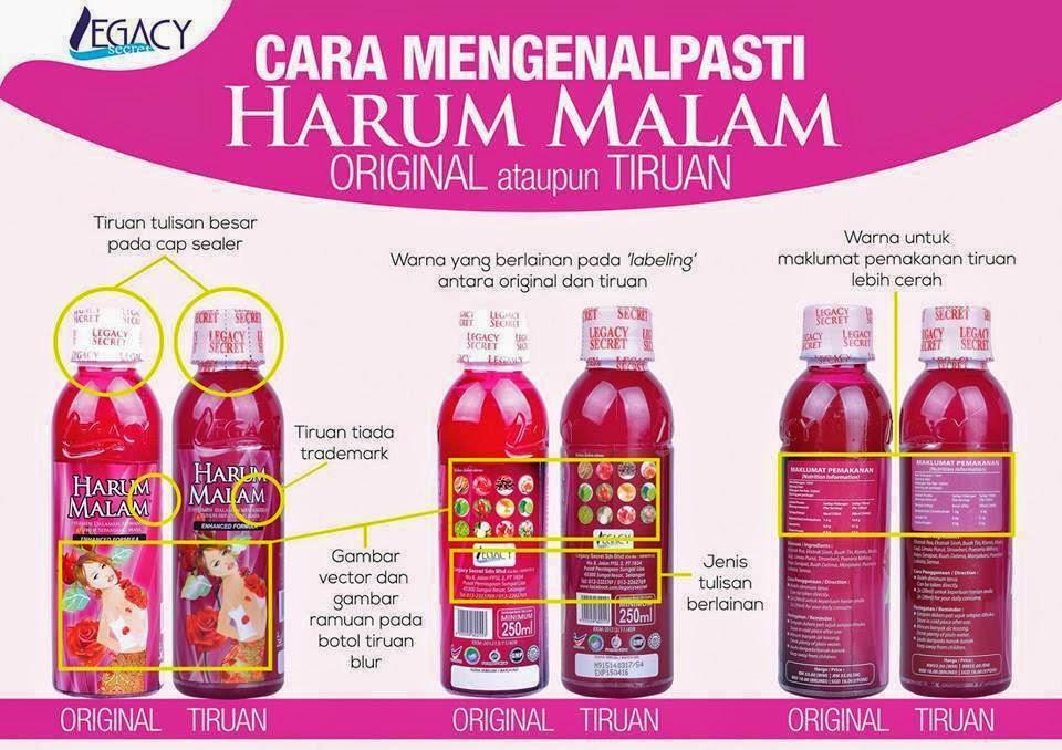 Original Harum Malam
