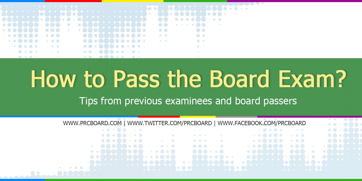 Ultimate Guide How To Pass Board Licensure Exam Prcboard Com