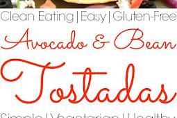 Recipe - Easy Vegetarian Tostadas
