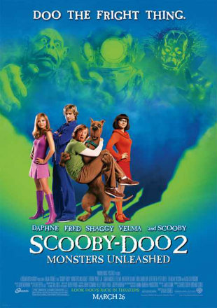 Scooby doo 2: monsters unleashed dvd release date september 14, 2004.