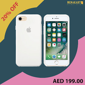 Online Shopping in Dubai: Buy Apple Silicone case for Apple iPhone 7