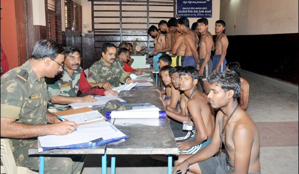 Ludhiana  Army Rally, Indian Army Rally, Open Bharti Rally