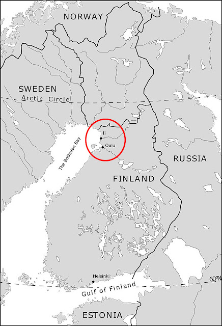 Fish the primary source of nutrition in medieval Northern Ostrobothnia