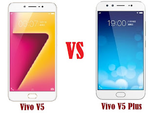 Vivo V5 Dan Vivo V5 Plus