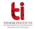 Thapar Institute of Engineering & Technology in QS World University Ranking 2019
