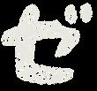 カタカナのペンキ文字「ゼ」