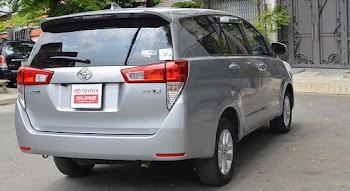 Toyota Innova 2.0E MT 2018 đã qua sử dụng màu Bạc
