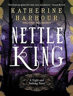 https://www.amazon.com/Nettle-King-Night-Nothing-Novels/dp/0062286781/ref=sr_1_1?ie=UTF8&qid=1470886810&sr=8-1&keywords=Nettle+King