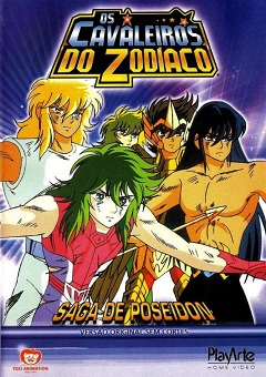Os Cavaleiros do Zodíaco - Saga de Poseidon Desenhos Torrent Download capa