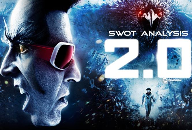 Rajinikanth's 2.0 Set For An Earth-shattering Opening