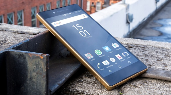 smartphone cao cấp của Sony sắp ra mắt