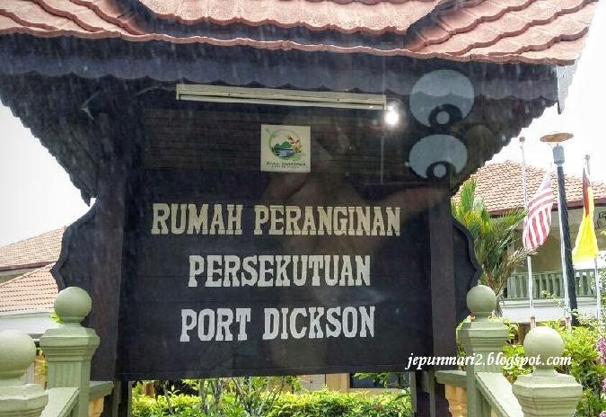 rumah peranginan persekutuan port dickson