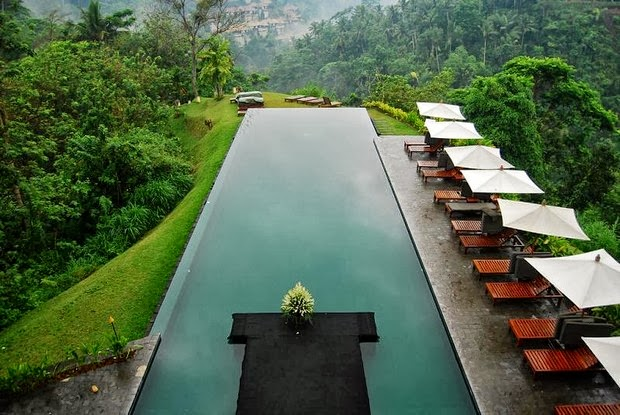 Places You Want to Be Right Now Alila Ubud Hotel – Bali, Indonesia