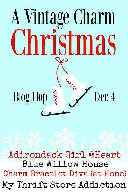 Vintage Charm Christmas blog hop