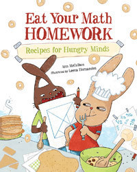 Eat Your Math Homework from Ann McCallum Books