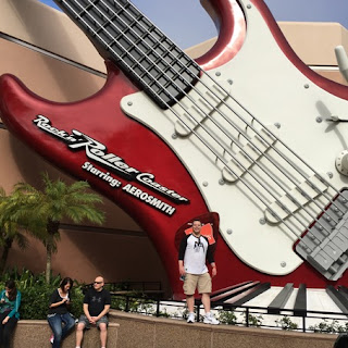 Taking It Back - Walt Disney World - Aerosmith - Rock 'n' Roller Coaster