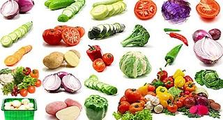 Jenis-Jenis Sayuran Dan Manfaatnya Yang Bernutrisi Tinggi