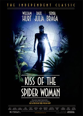 Örümcek Kadının Öpücüğü
