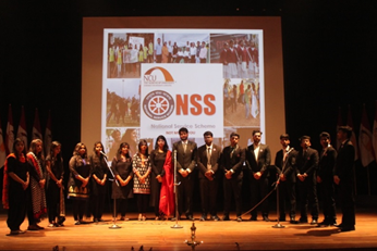 NSS Certificate Distribution Ceremony - NCU - Engineering college in haryana