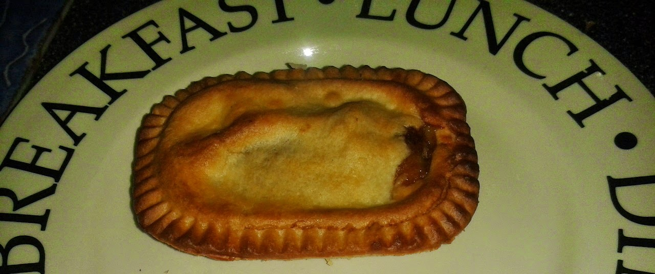 Robinsons Bakery Steak and Kidney Pie Review