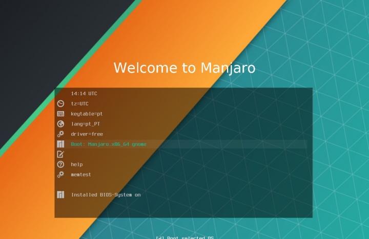 Zambol's Blog: Recuperar Grub Manjaro Linux