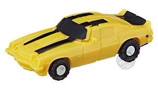 Hasbro Transformers Bumblebee Movie Speed Series Bumblebee Camaro
