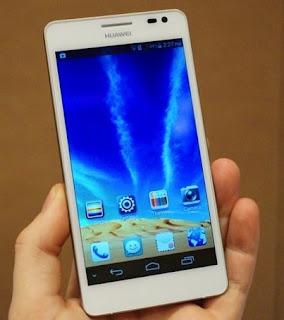 مواصفات موبايل Huawei Ascend D2